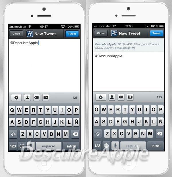 Truco para Tweetbot