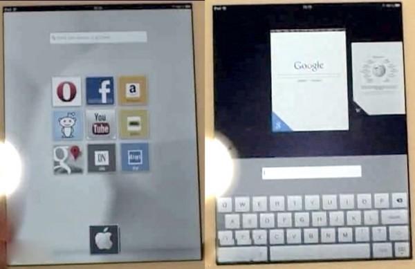 opera ice para iOS beta