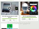 Kickstarter para iPhone ya disponible en la App Store
