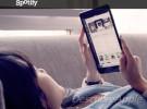 El streaming gratuito de Spotify puede llegar al iPhone y al iPad en breve