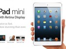 La pantalla del iPad mini Retina ya podría estar en producción