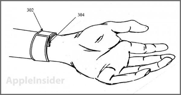 patente iWatch_1