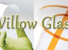 Willow Glass no aparecerá en productos de consumo hasta dentro de 3 años