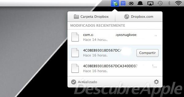 Dropbox 2.0 para Mac