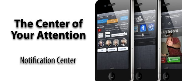 Limpieza y orden: el Centro de Notificaciones en iOS