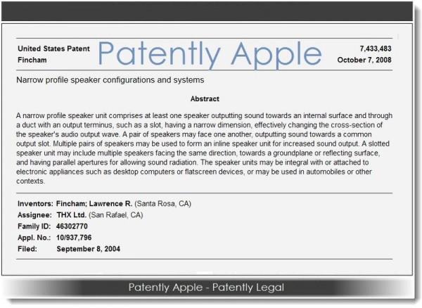 patente THX