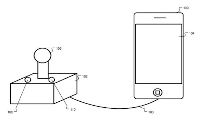Apple patenta su propio controlador para dispositivos multitáctiles