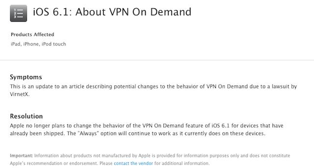 resolucion VPN