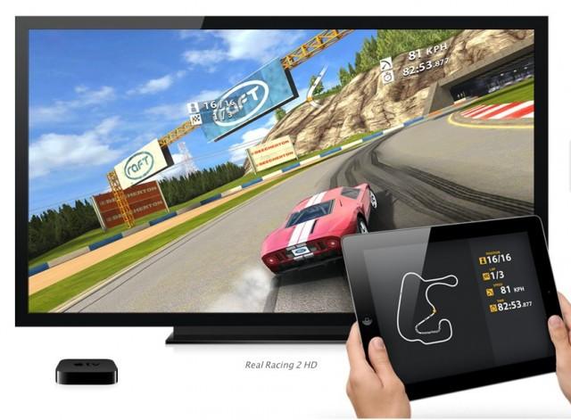 Apple TV Videojuegos