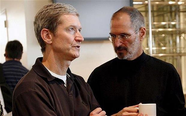 Tim y Steve