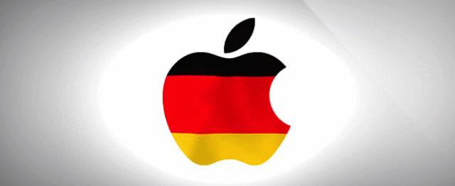 apple alemania