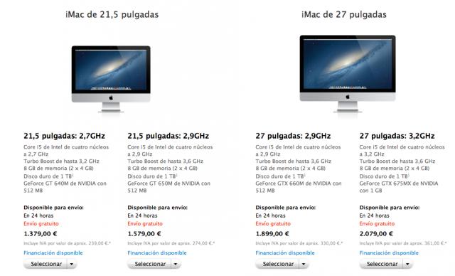 comprar iMac