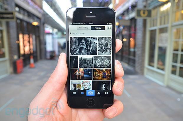 flickr iphone