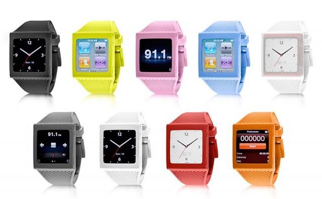 ipod nano 6 reloj