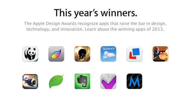2013 Design Awards
