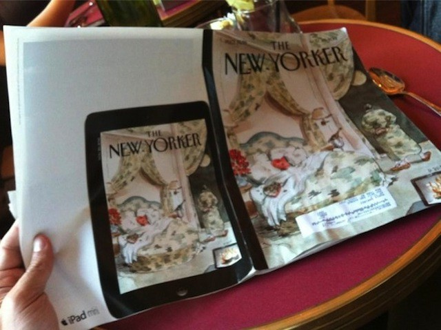 cover iPad new yorker