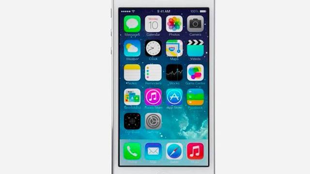 Ya conocemos como es iOS 7