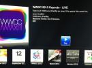 Apple ofrecerá el vídeo en directo de la Keynote de la WWDC 2013 a través del Apple TV