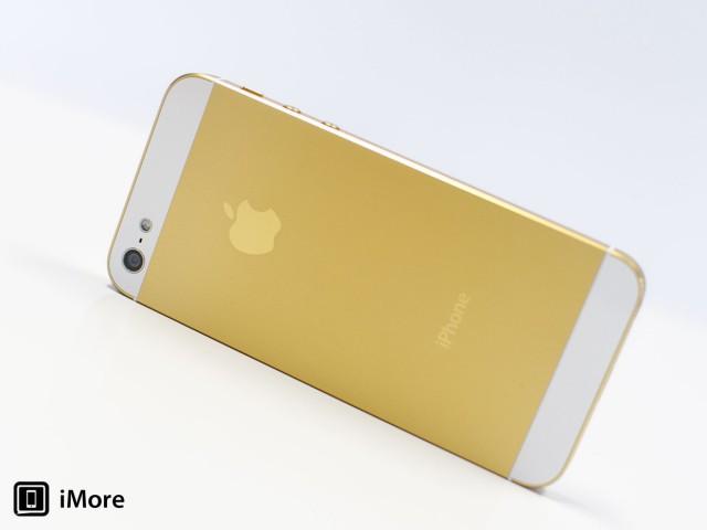 El iPhone 5S dorado ¿Un símbolo de distinción?