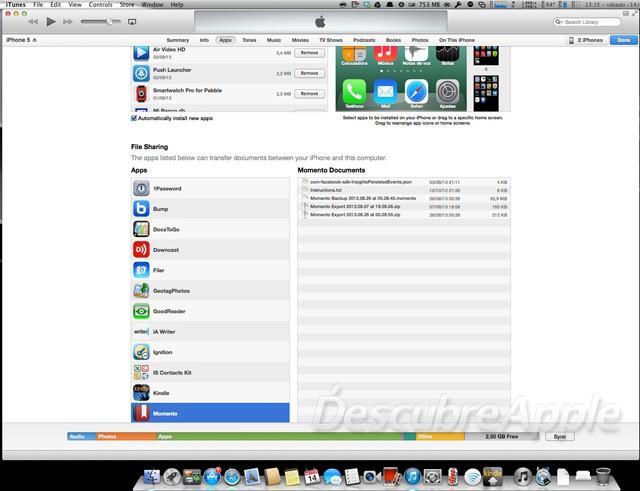Archivos-apps