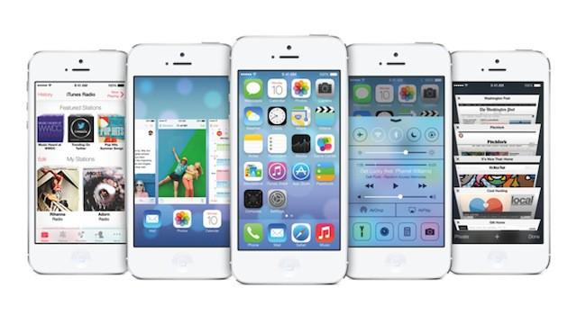iOS 7 bug