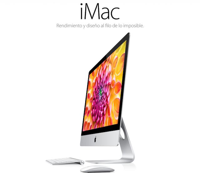 Apple actualiza el iMac con nuevos procesadores, gráficos, Wi-Fi 802.11ac y almacenamiento PCIe