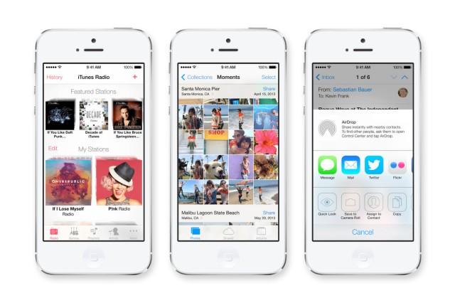 Apple prueba iOS 7.0.3 internamente ¿Está ya al caer?