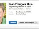 Jean-François Mulé es el nuevo director del departamento de  ingeniería de Apple