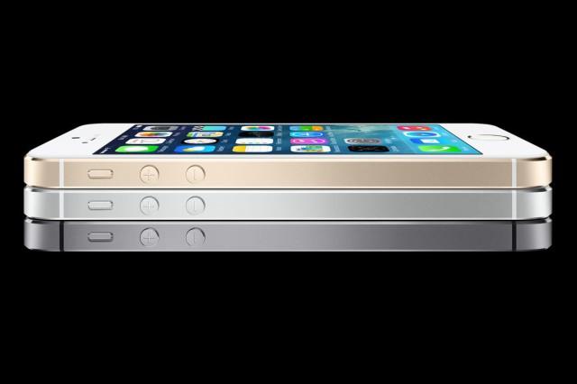 iPhone 5s tres