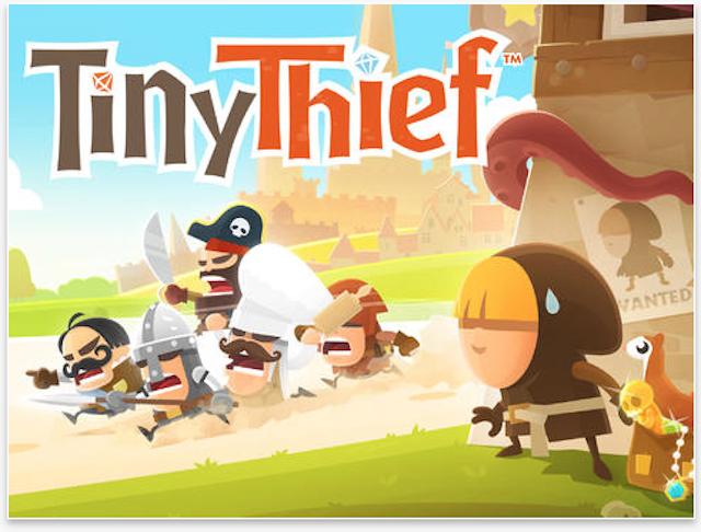 12 días de Regalos de Apple: Tiny Thief