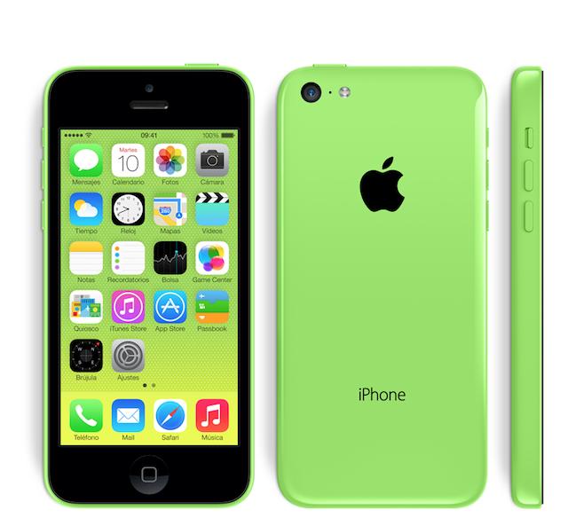 iPhone 5c switchers