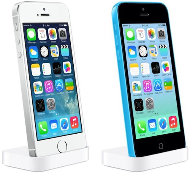 iphone 5sc navidad