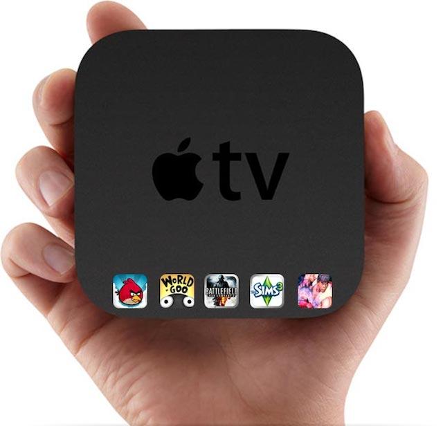 El Apple TV va camino de ser la consola de videojuegos de Apple