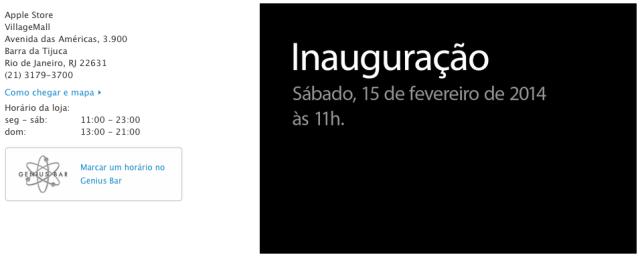 Apple Store Brasil
