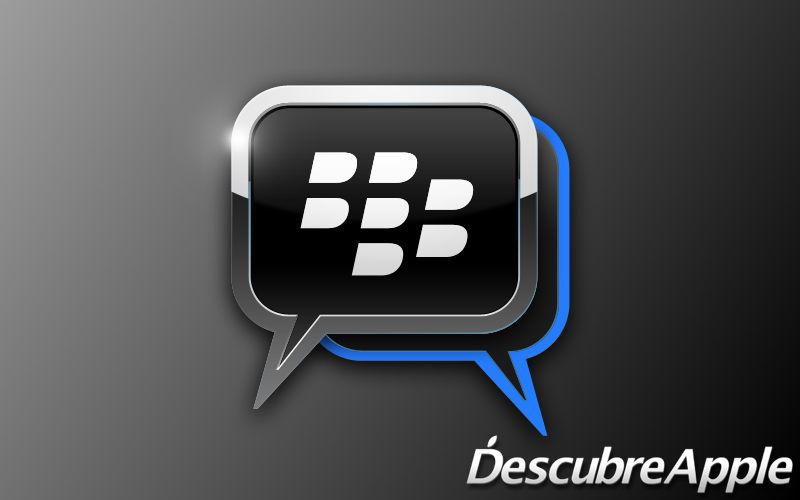Blackberry Messenger llegará muy pronto a iOS