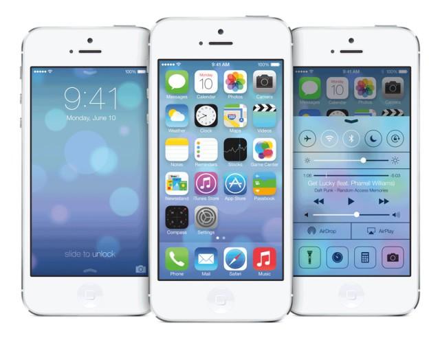 iOS 7.1 Marzo