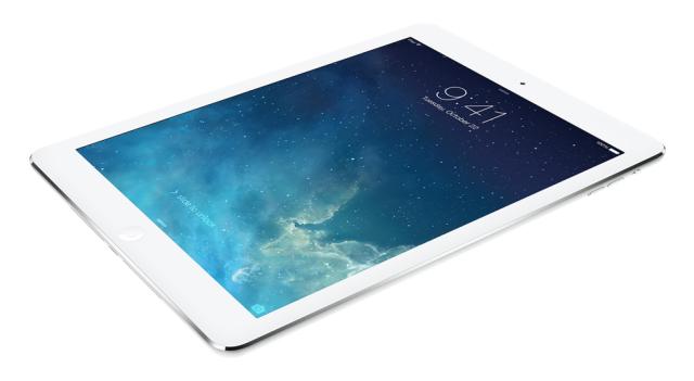 iPad MWC