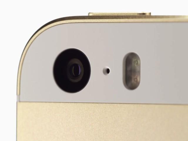 iphone 5s camara