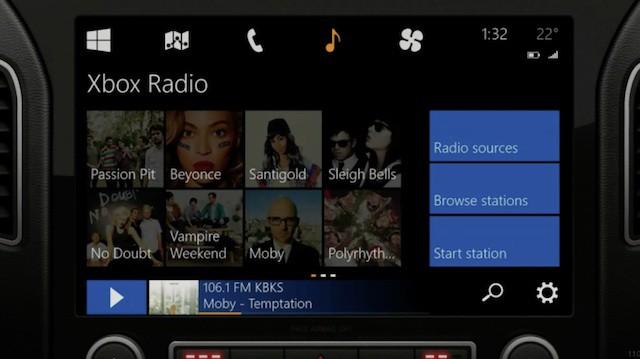 Windows in the Car: La alternativa de Microsoft a Apple CarPlay