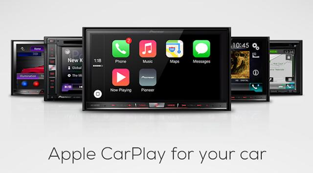 Pioneer-CarPlay