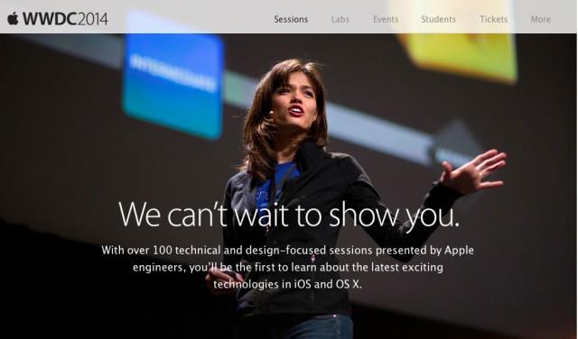 WWDC2014 sesiones