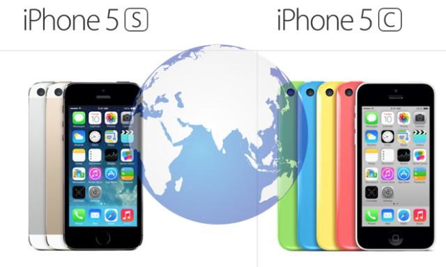 iPhone mundo