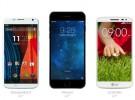 Así sería el iPhone 6 comparado con los principales smartphones actuales