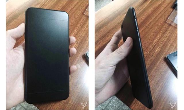 Una maqueta del iPhone 6 nos muestra su extrema delgadez