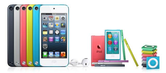 iPodFamily