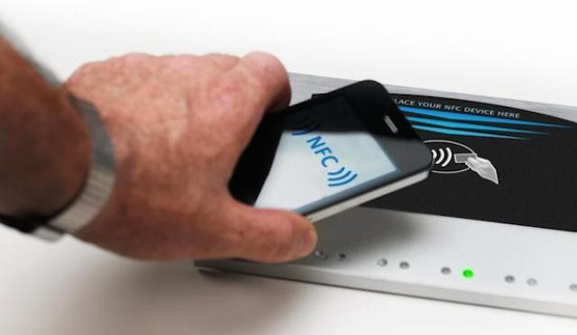 NFC iPhone 6
