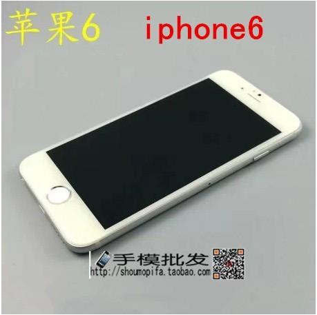 Si las imágenes te saben a poco ahora puedes  también comprar tu propia maqueta del iPhone 6