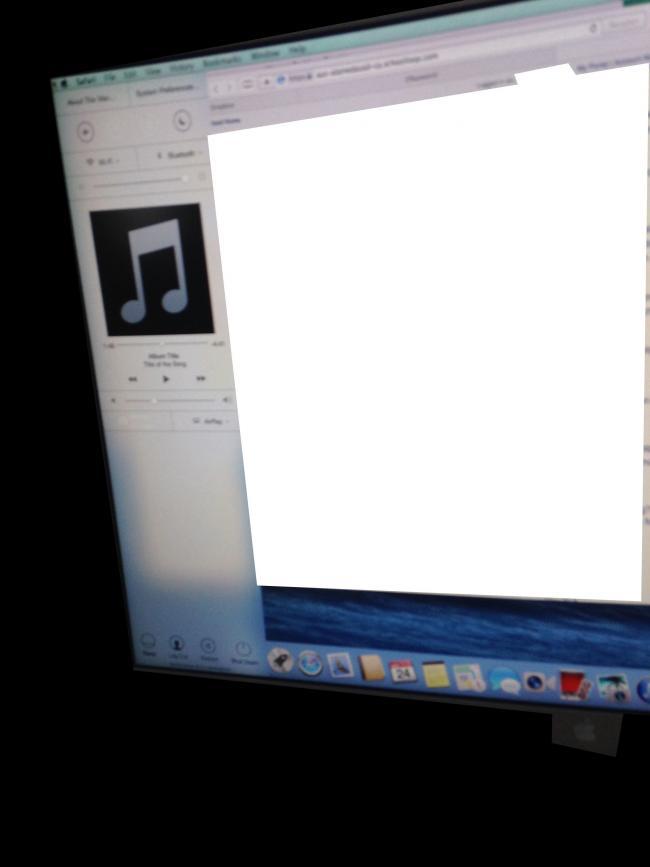 blurry OSX1010