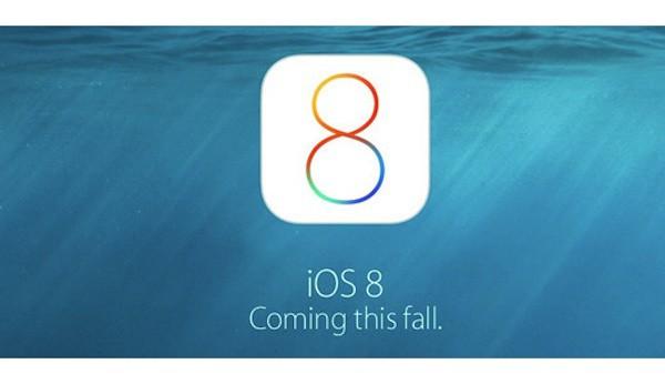iOS8beta