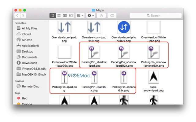 iOS8park